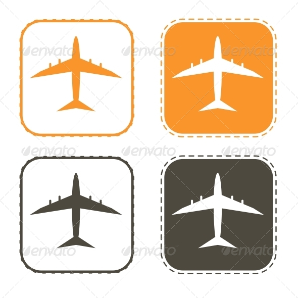 GraphicRiver Free Shipping Delivery Icon Set 6229998