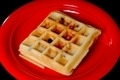 Waffles Blueberry