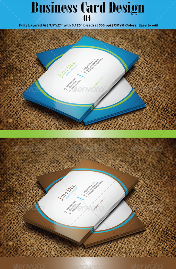GraphicRiver Business Card 04 6230391