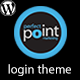Wordpress login theme