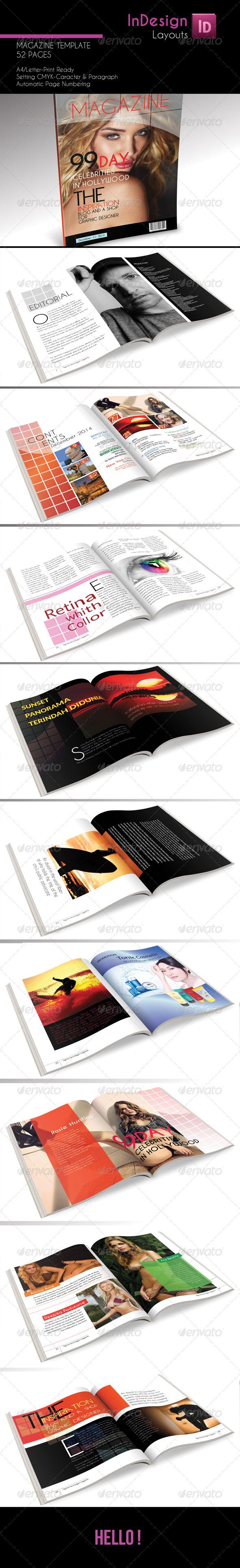 GraphicRiver 02 Magazine Template 6232519