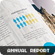 Ultra Clean Annual Report - GraphicRiver Item for Sale