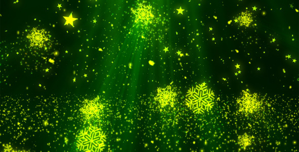 Christmas Snow Flakes Glitters 1