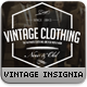 Vintage Labels Retro Insignias - GraphicRiver Item for Sale