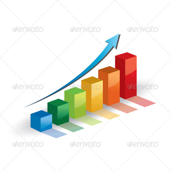 GraphicRiver Business Graph 6234777