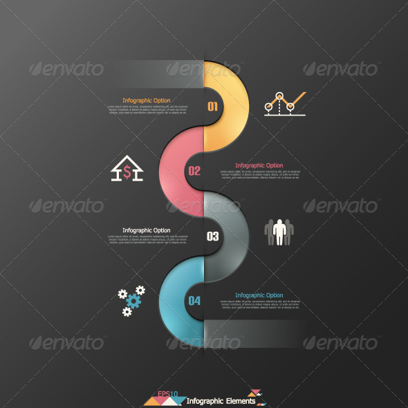 GraphicRiver Modern Infographics Options Banner 6235016