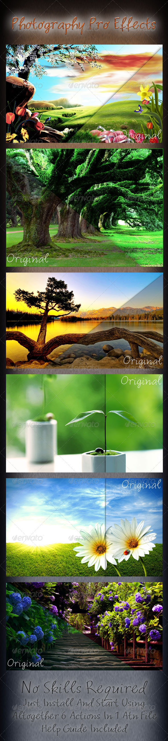 GraphicRiver Photography Pro Effects 6235517