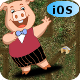 Nice Pigs : iOS Universal Game with AdMob