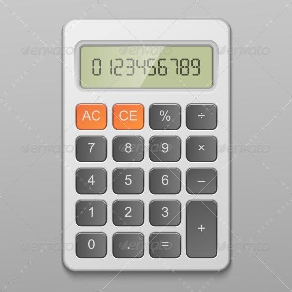GraphicRiver Calculator 6236602