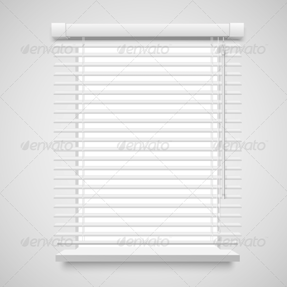 GraphicRiver White Window 6236603