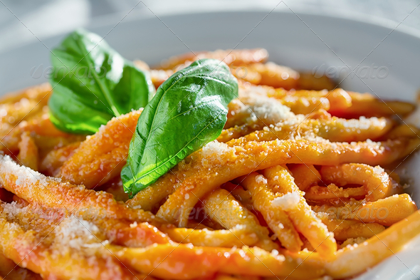 Pasta - Cavaturi - Stock Photo - Images