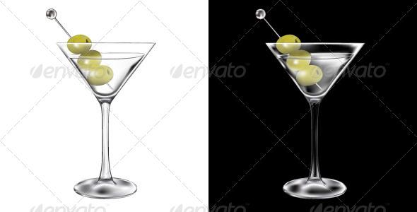 GraphicRiver Martini 6237165