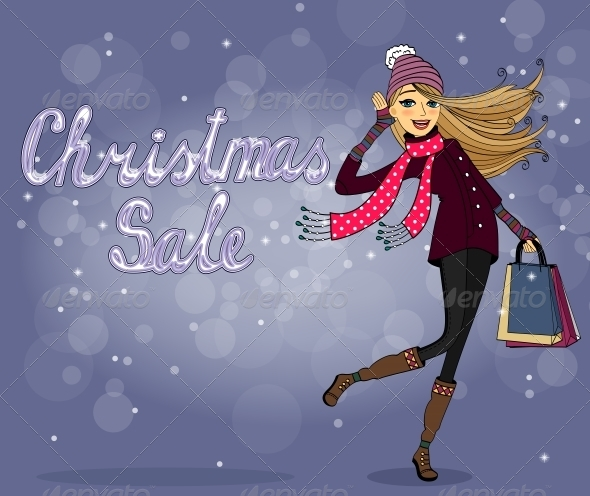 GraphicRiver Christmas Sale 6239647