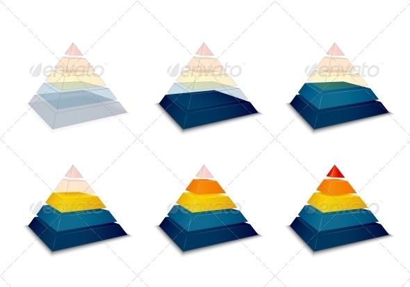 GraphicRiver Pyramidal Progress or Loading Bar 6239857