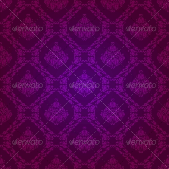 GraphicRiver Damask Seamless Floral Pattern 6242602