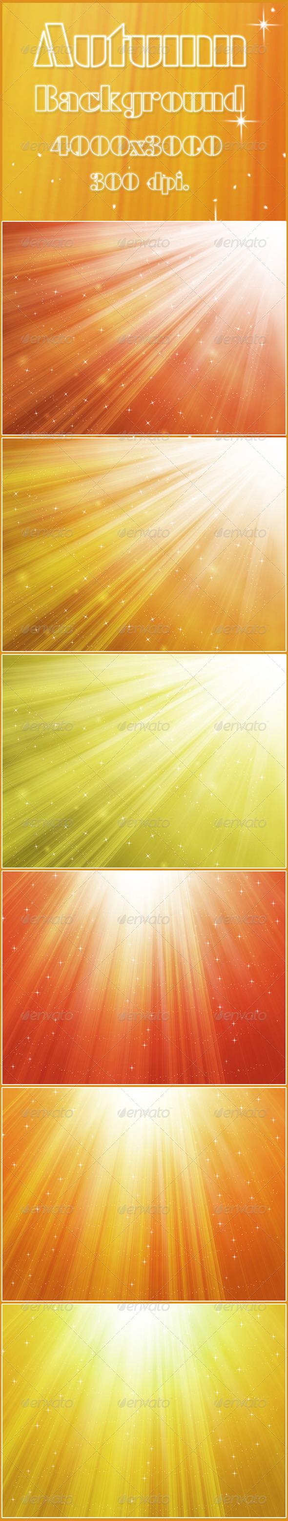 GraphicRiver Autumn Background 6057632