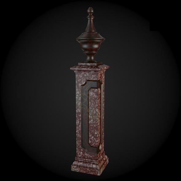 3DOcean Pedestal 007 6242672