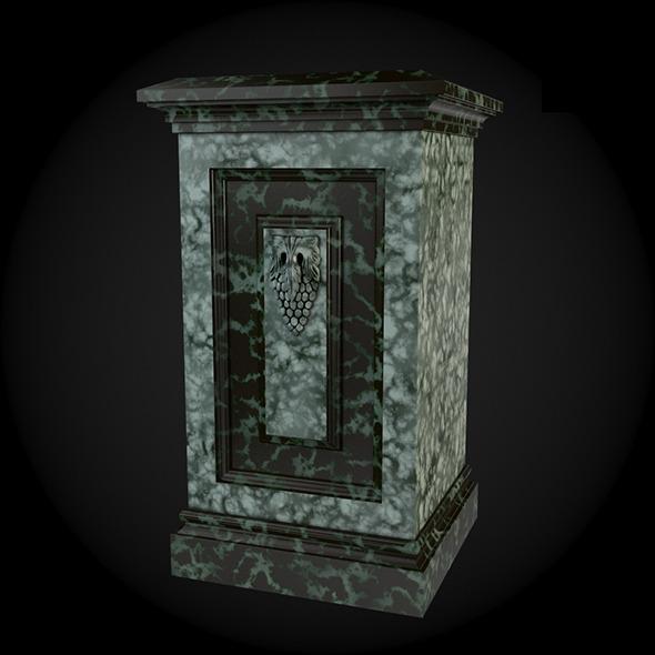 3DOcean Pedestal 010 6242834