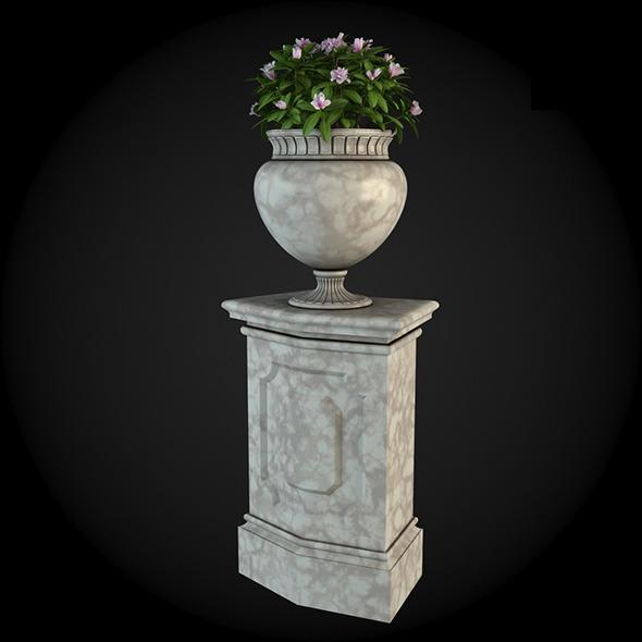 3DOcean Pedestal 008 6242839