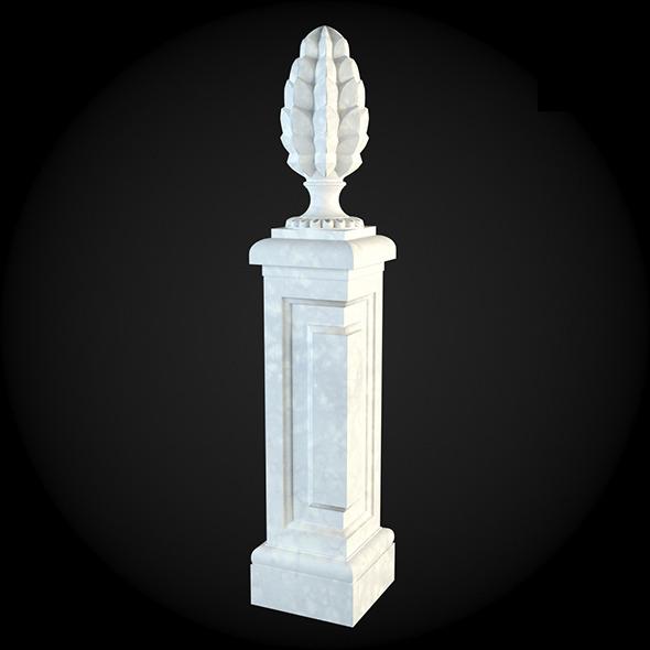 3DOcean Pedestal 011 6242902