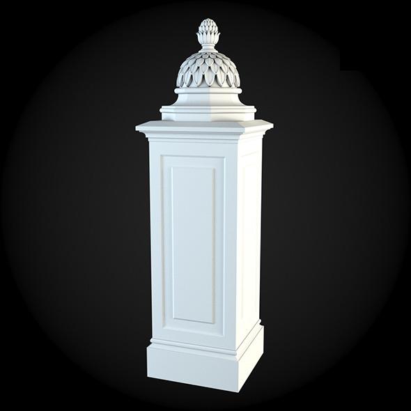 Pedestal 014