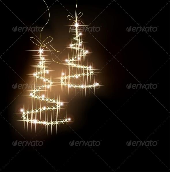 GraphicRiver Sparkler Tree 6243567