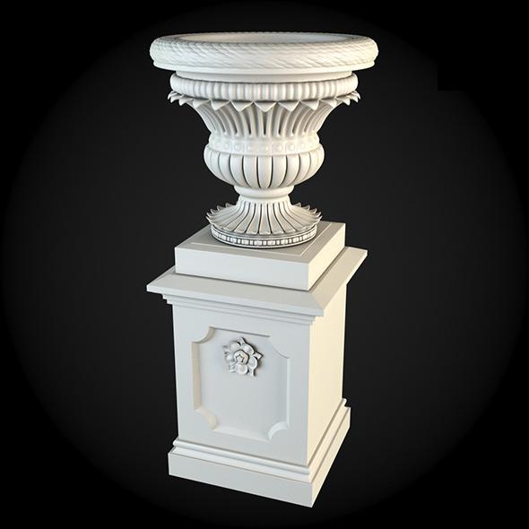 3DOcean Pedestal 021 6243813