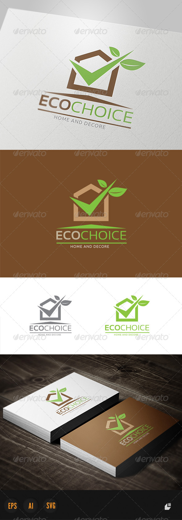 GraphicRiver Eco Choice 6243825