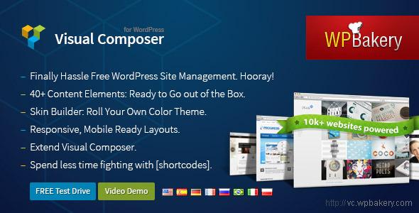 Visual Composer v3.7.1 | CodeCanyon WordPress Plugin