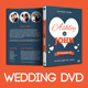 Our Amazing Wedding - DVD Cover Artwork - GraphicRiver Item for Sale