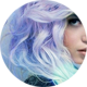 Hair Gradient Dye Action - GraphicRiver Item for Sale