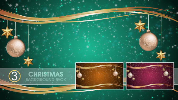 Christmas Backgrounds Vol 02