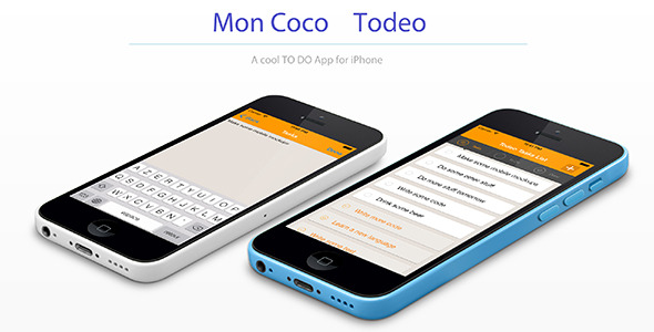 CodeCanyon Moncoco-Todeo TO DO App for iOS 6246785