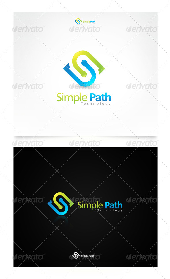 GraphicRiver Simple Path Technology 6246865