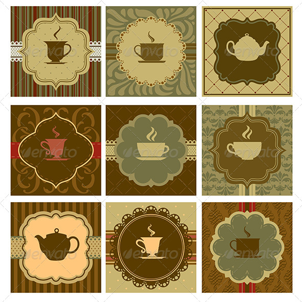 GraphicRiver Coffee Design 6246887
