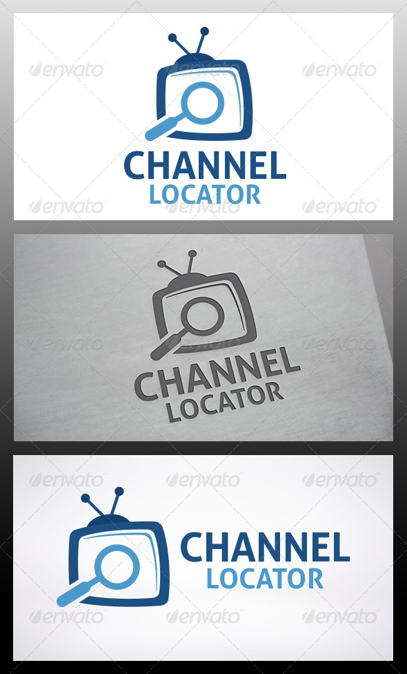Tv Locator Logo