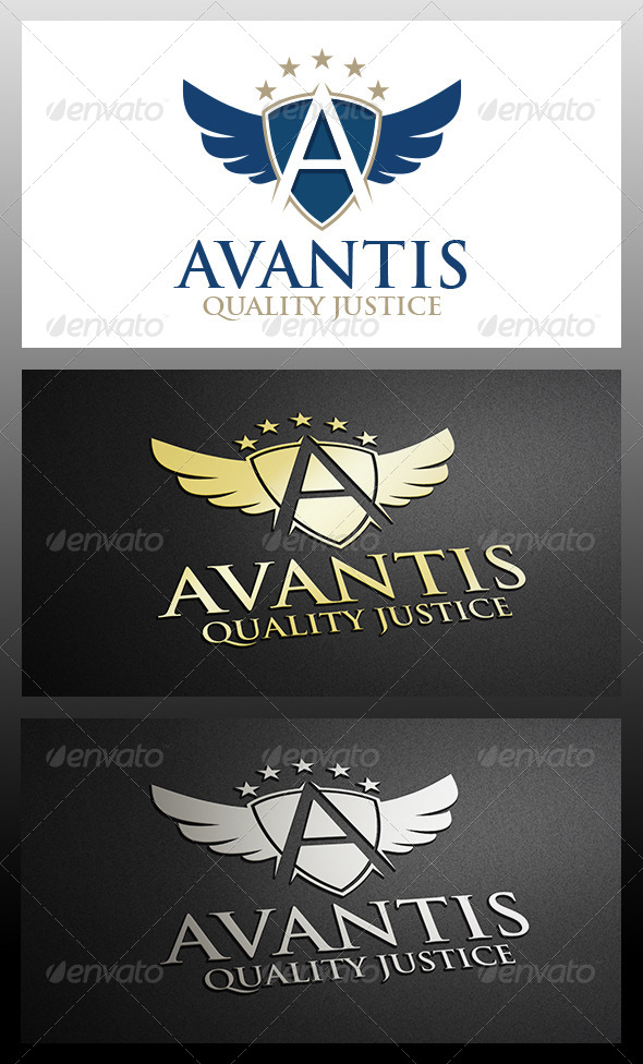 GraphicRiver A Letter Crest 6248724