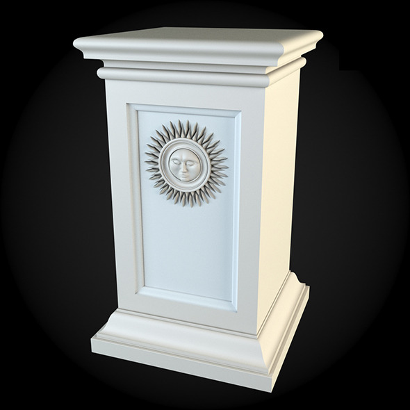3DOcean Pedestal 025 6249065