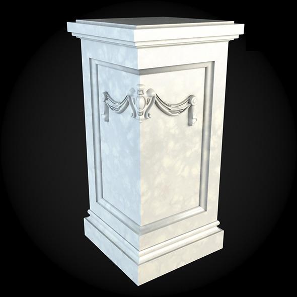 3DOcean Pedestal 027 6249091