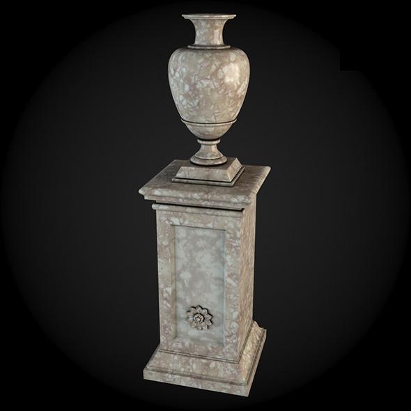 3DOcean Pedestal 029 6249256
