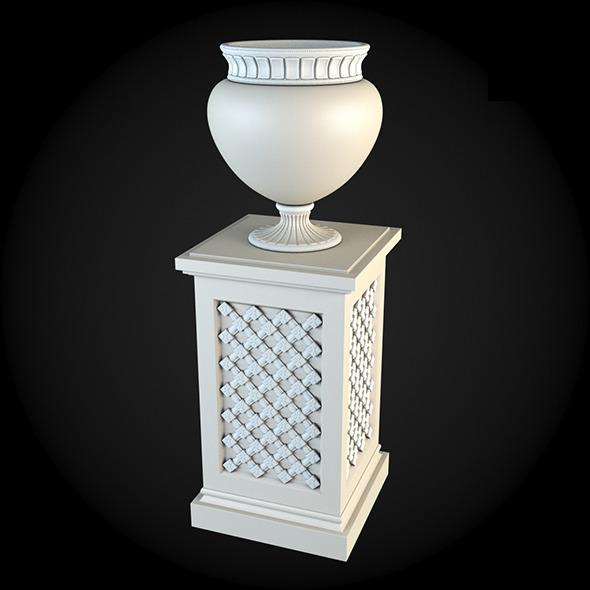 3DOcean Pedestal 030 6249391