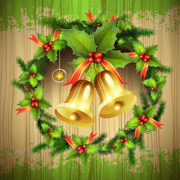 GraphicRiver Christmas Bells 6251448