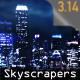 Skyscrapers Intro / Opener - VideoHive Item for Sale
