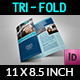 Company Brochure Tri-Fold Brochure Vol.4 - GraphicRiver Item for Sale