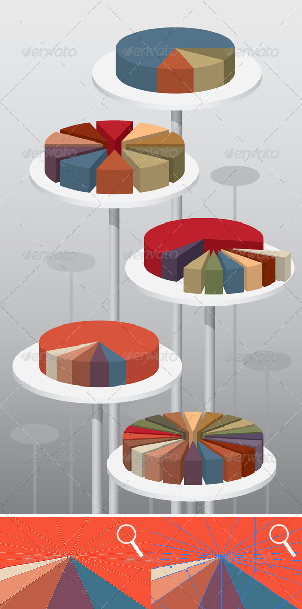 GraphicRiver Pie Charts 6251996