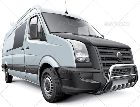 GraphicRiver Germany Commercial Vehicle 6252825