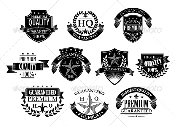 GraphicRiver Banners and Badges for Retail Design 6254667