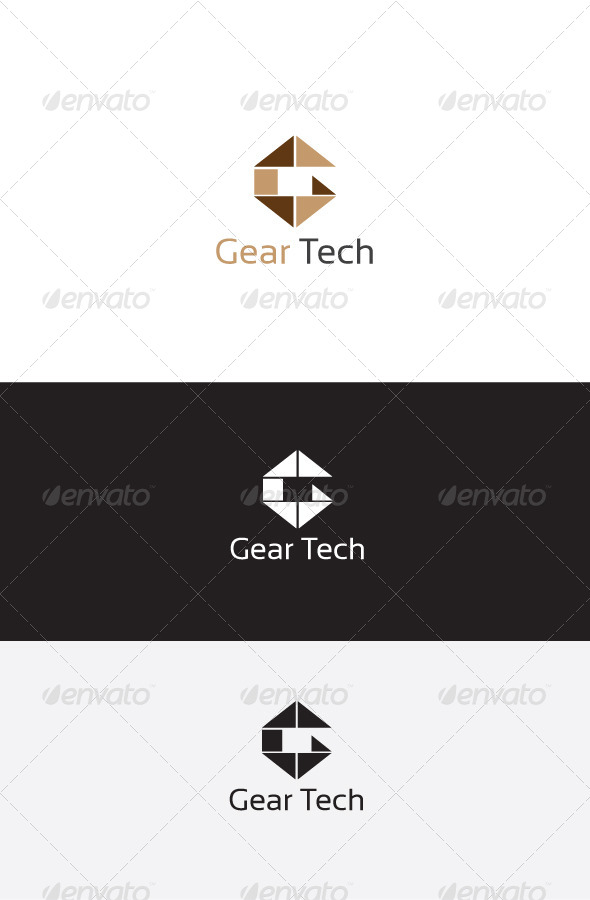 GraphicRiver G Letter Logo Template 6255115