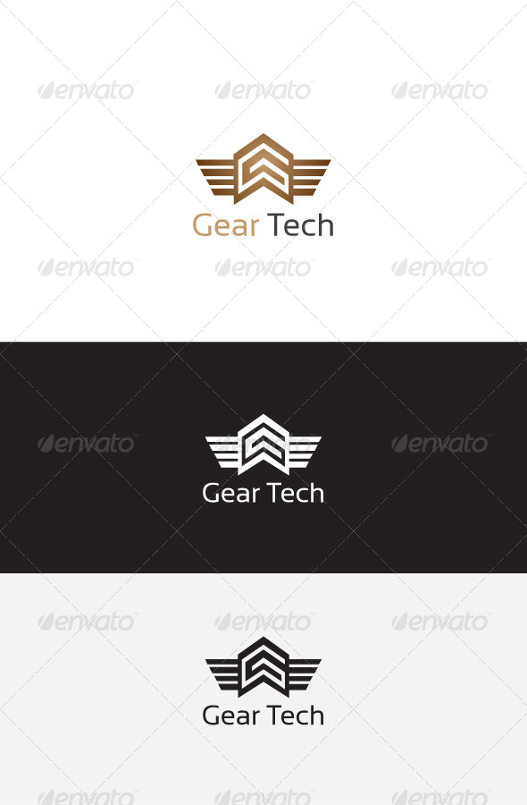 GraphicRiver G Letter Logo Template 6255117