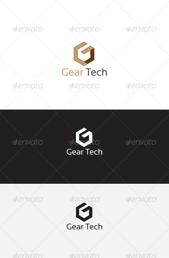 GraphicRiver G Letter Logo Template 6255118